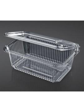 Kapaklı Sızdırmaz Plastik Kase 1000 GR