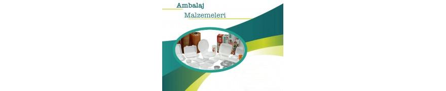 Ambalaj Malzemeleri